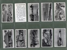 Tobacco cards set cigarette cards English Countryside real photo
